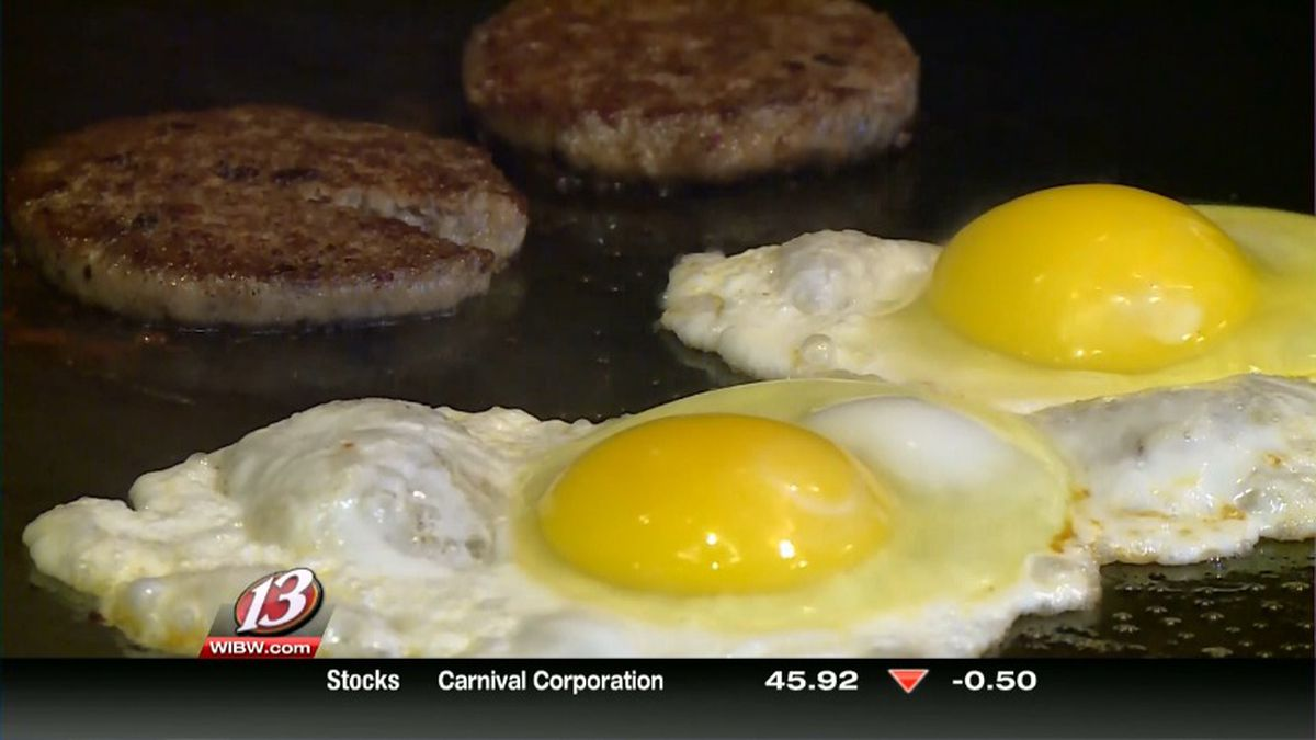 The Whiting Cafe  in Whiting, Kansas, serves up food just like homemade (WIBW/Eric Ives)