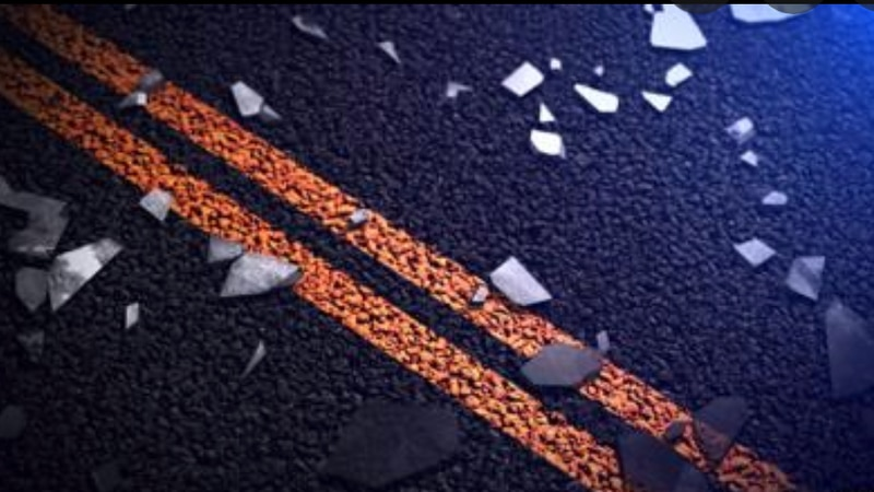 A fatality crash was reported Wednesday afternoon after a wheel came off a vehicle on a highway...