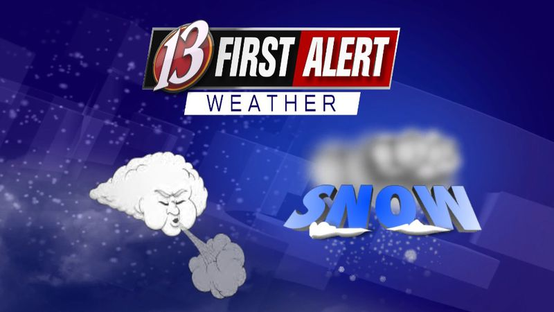 First Alert Snow and Wind