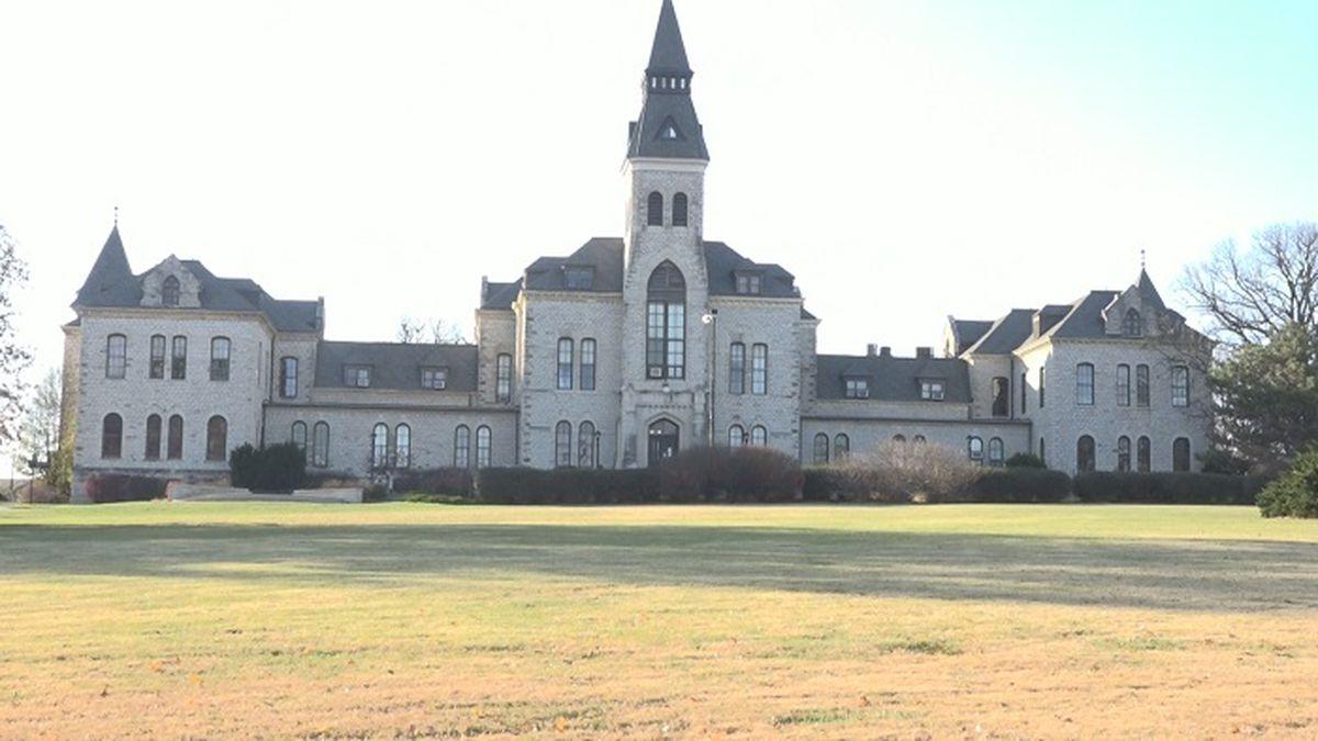 Kansas State University - Anderson Hall
