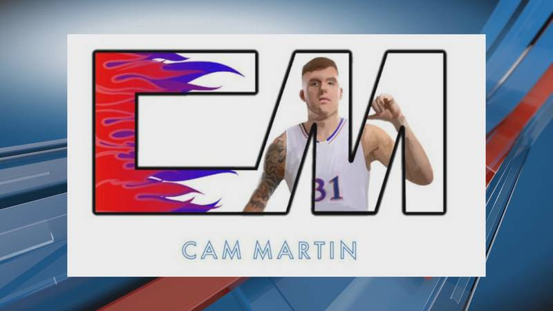 Kansas newcomer and Missouri Southern graduate transfer Cam Martin is the newest college...
