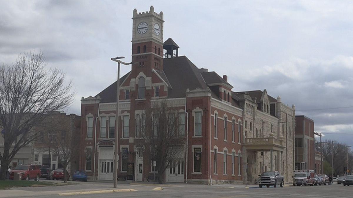 CL Hoover Opera House in Junction City, KS