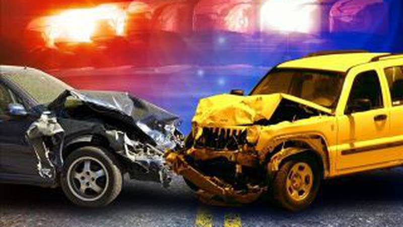 Both vehicles were totaled in the injury crash.
