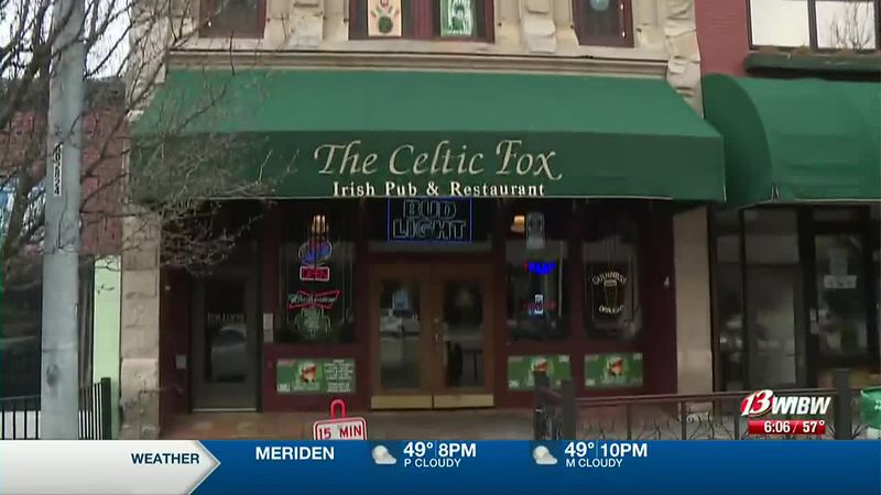 Celtic Fox is one of four restaurants and bars featuring Irish-themed food and drinks in honor...