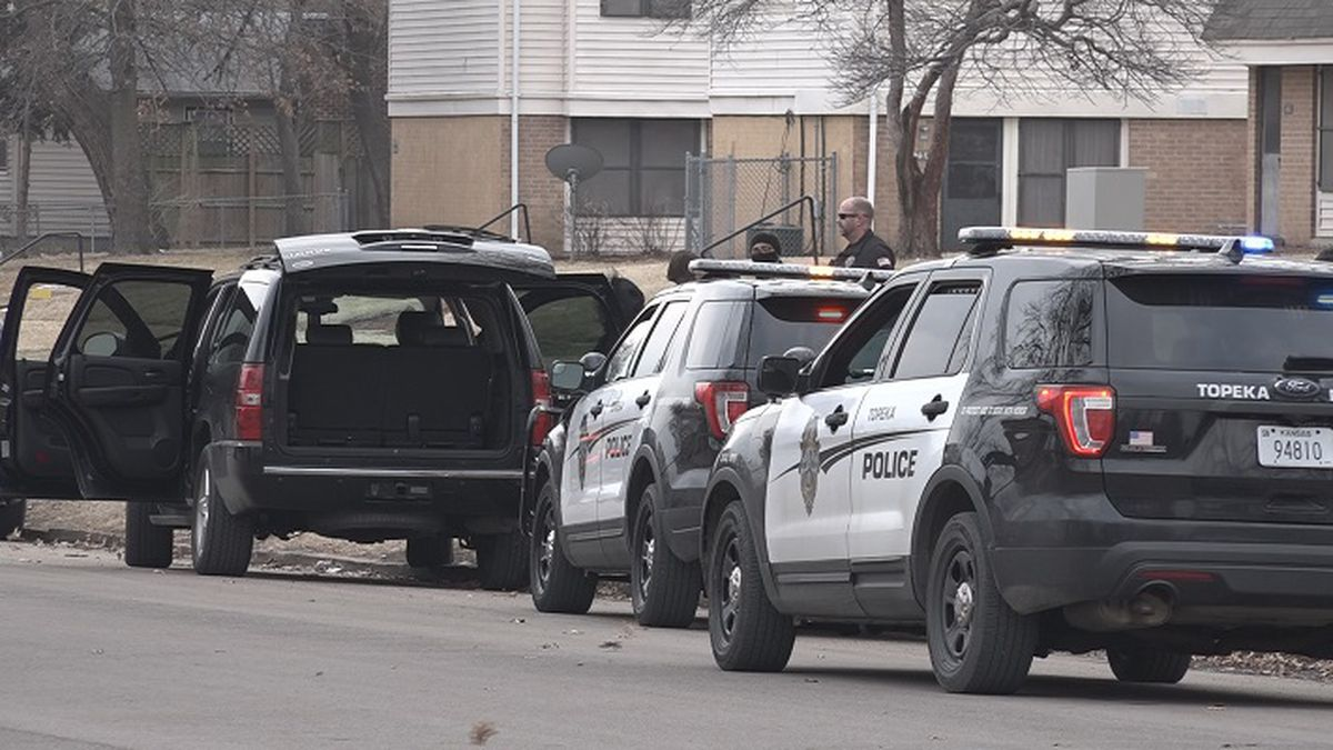Three people are now in custody after reports of gunshots in the southwest area of Topeka.