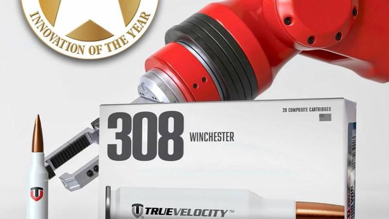 True Velocity wins Guns & Ammo Innovation of The Year Award