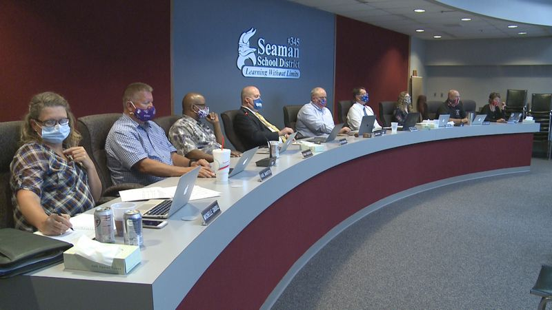 School Boards vote on reopenings