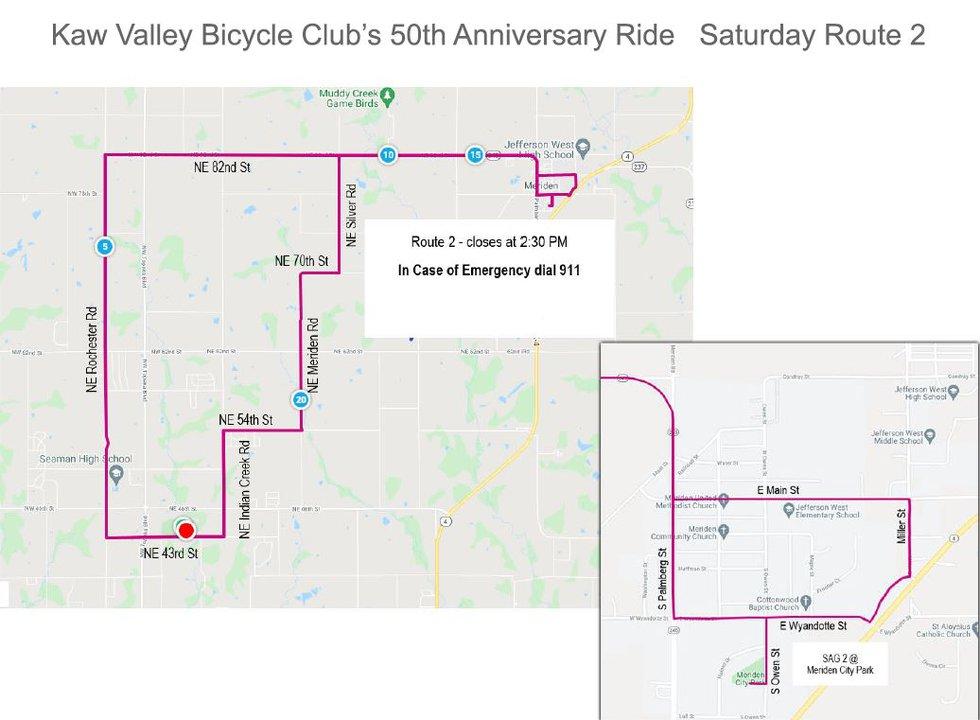 KVBC Saturday Route 2