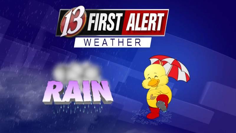 First Alert Rain