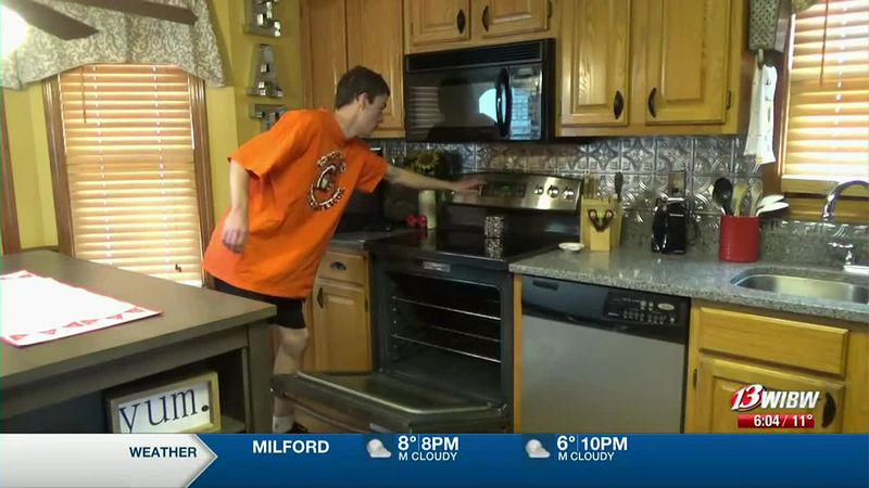 The American Red Cross provides tips on home safety for cold weather