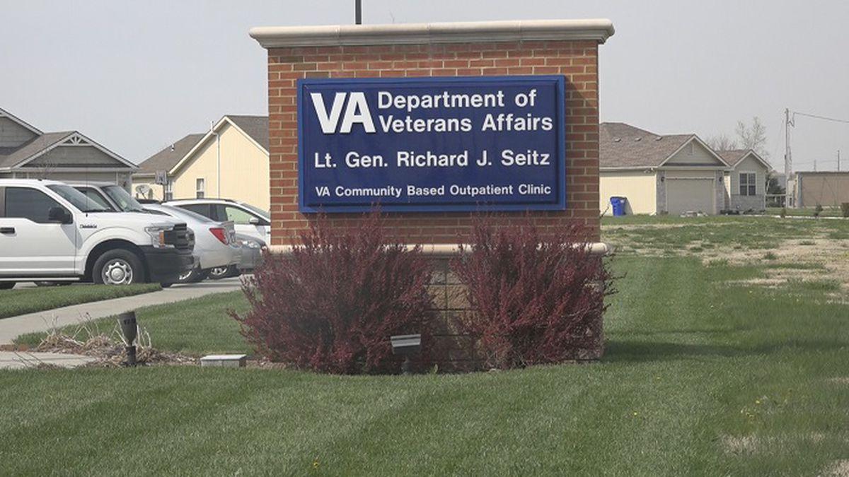 Lt. Gen. Richard J. Seitz Community Based Outpatient Clinic for Eastern Kansas VA Health Care...
