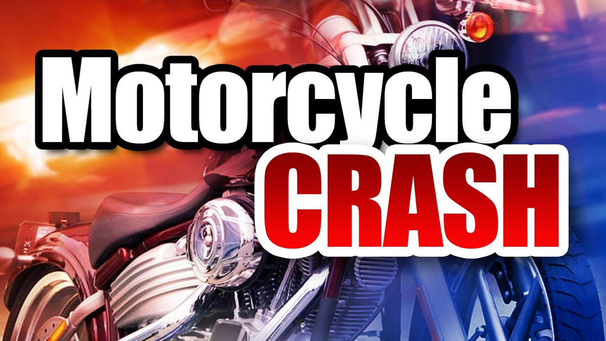 Two people from Hutchinson were killed Tuesday afternoon in a truck-motorcycle crash in Cloud County, authorities said.
