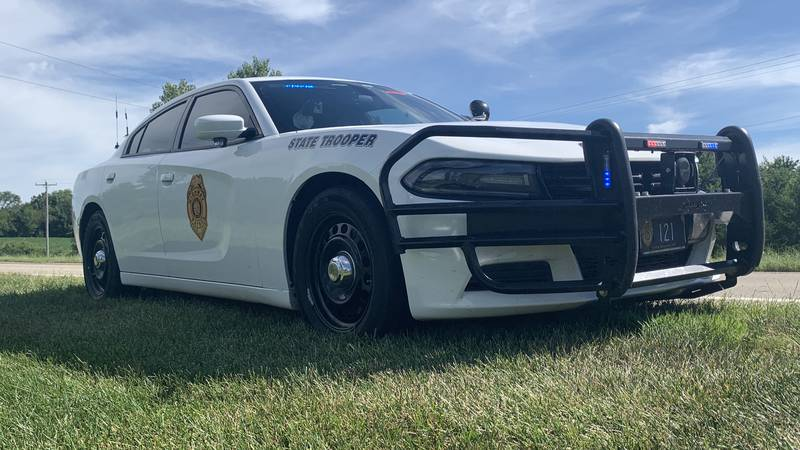 An Eskridge man suffered serious injuries in a single-vehicle, rollover crash early Friday in...