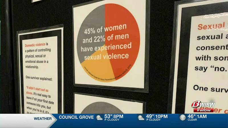 YWCA wants to normalize speaking up about domestic violence