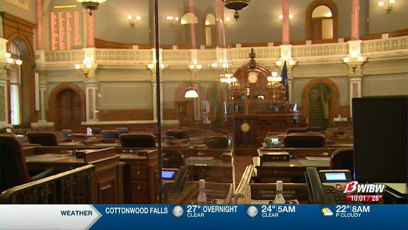 Kansas House prepares for upcoming legislative session with new COVID protocols