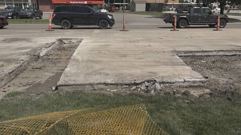 Road repair continues on SW 29th and SW Gage Blvd after water main breaks.