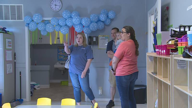 SENT Topeka held an open house on Monday night for their Prep Academy.