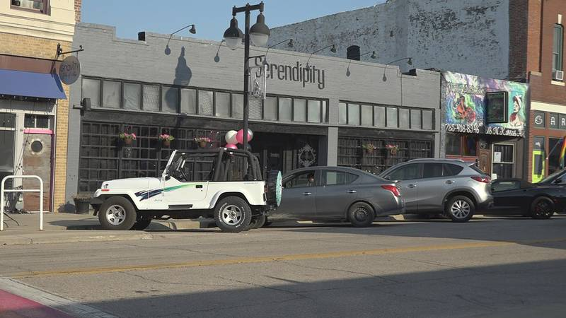 Serendipity reopened its doors to the public.