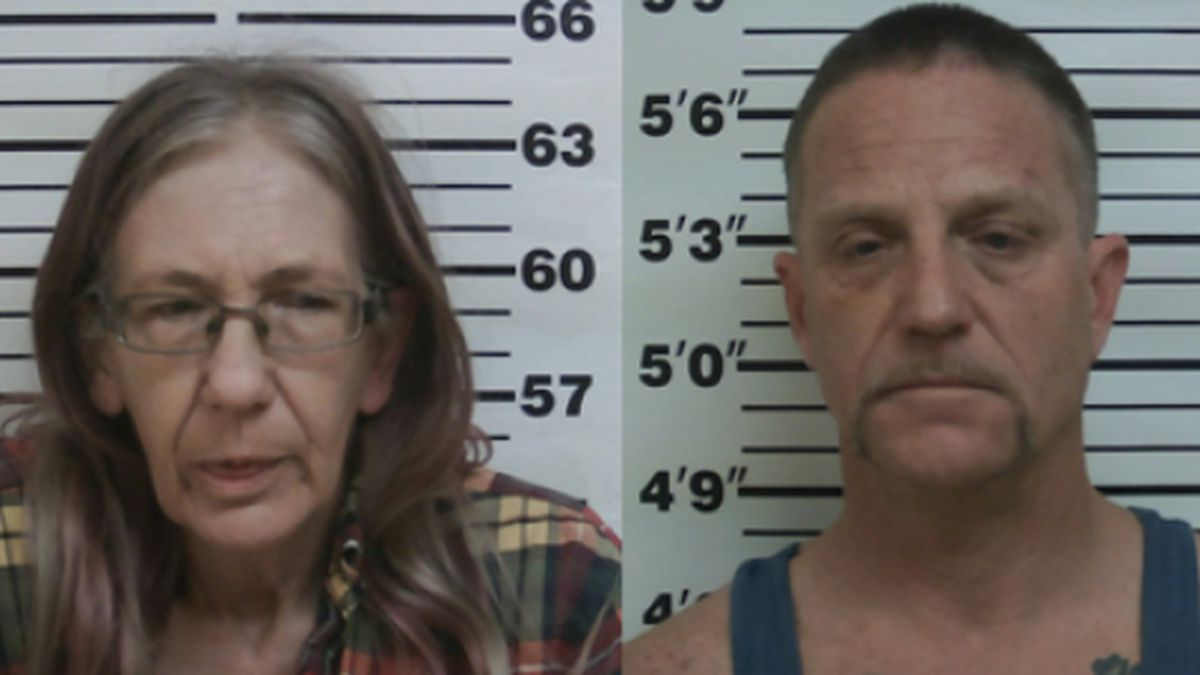 Kim L. Salzman, 64, and Christopher L. Winters, 53, both of Melvern, were arrested Saturday...
