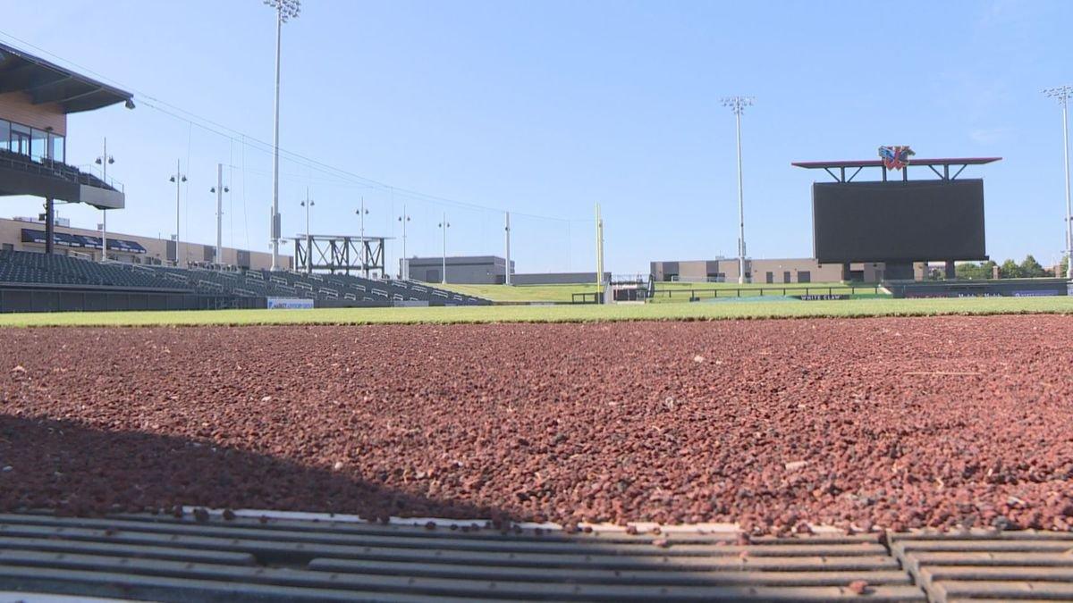 Wichita's Riverfront Stadium sits empty as 2020 Minor League season is canceled
