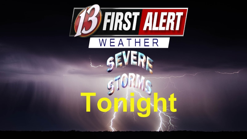 Severe Storms Tonight
