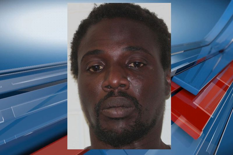 Hassan Williford, 38, of Salina was arrested in Council Grove Saturday. (June 14, 2021)