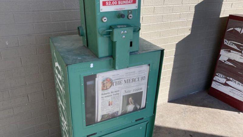 The Manhattan Mercury newspaper will move to a three-day-a-week print schedule starting next...