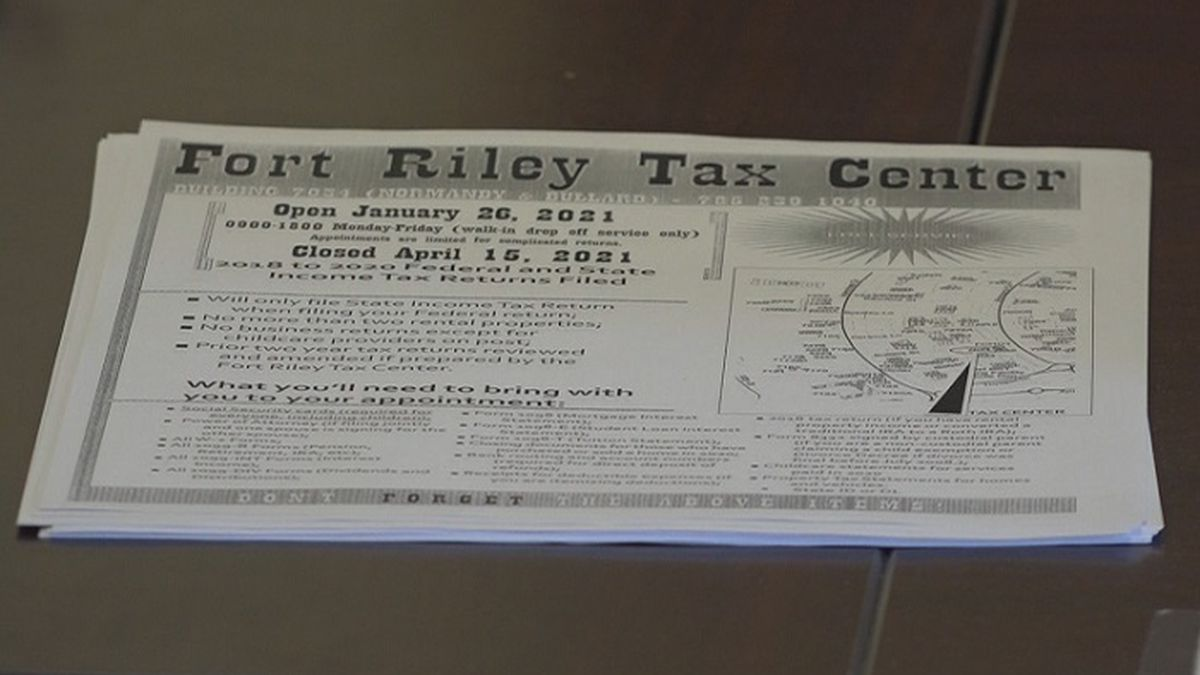 Fort Riley Tax Assistance Center