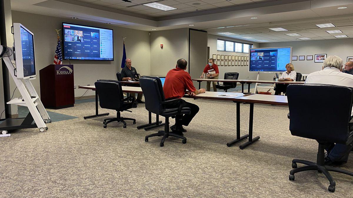KSHSAA Executive Board Meeting