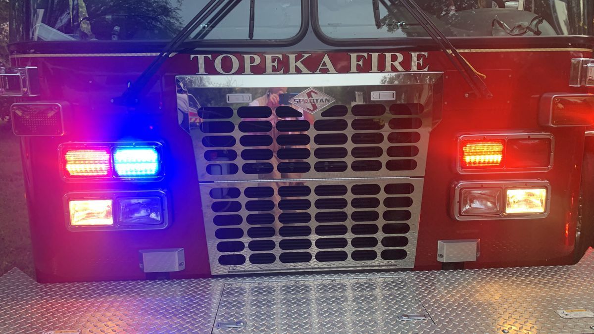 Crews responded to a grass fire at 5:25 a.m. Monday behind residences in the 500 block of N.E....