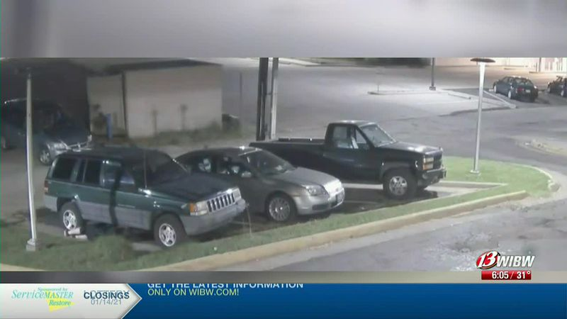 Car theft on the rise in Topeka
