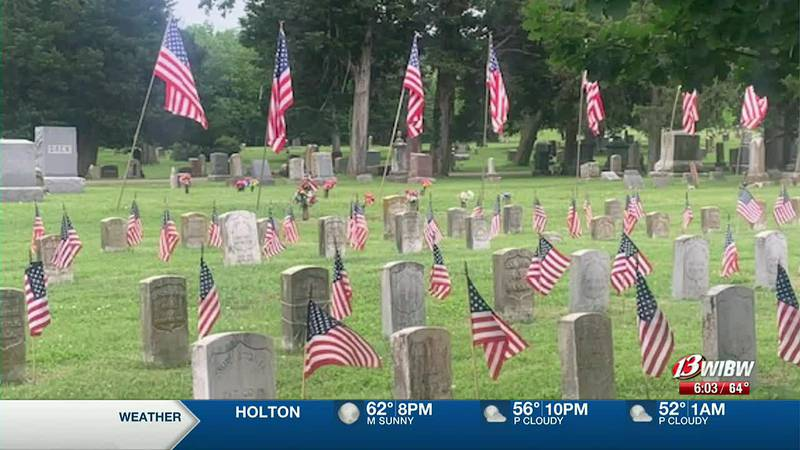 Sons of Union Veterans Of The Civil War celebrate those who served