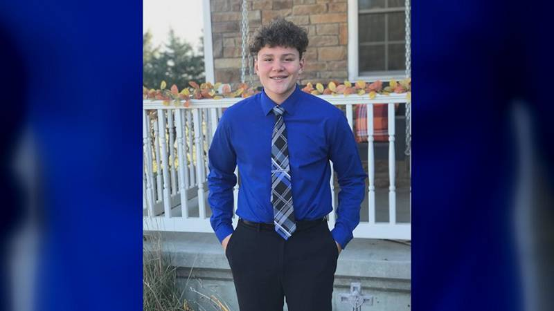 Damon Quigley, 13, died by suicide in January 2021. His family is using their loss to promote...