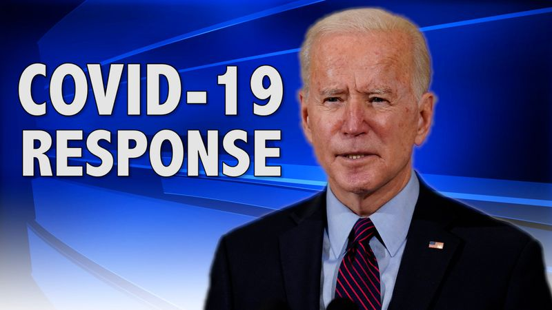 President Biden's first 100 days in office are halfway complete. Here is an update on the...