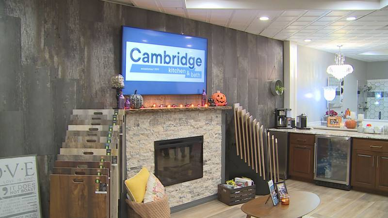 Cambridge Kitchen and Bath in Topeka Open House