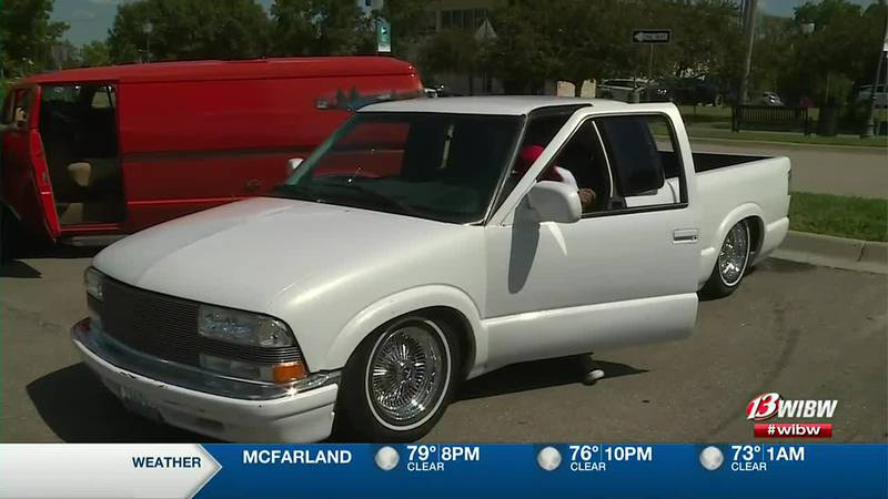 40 Low Riders will rock the house outside TSCPL this Saturday