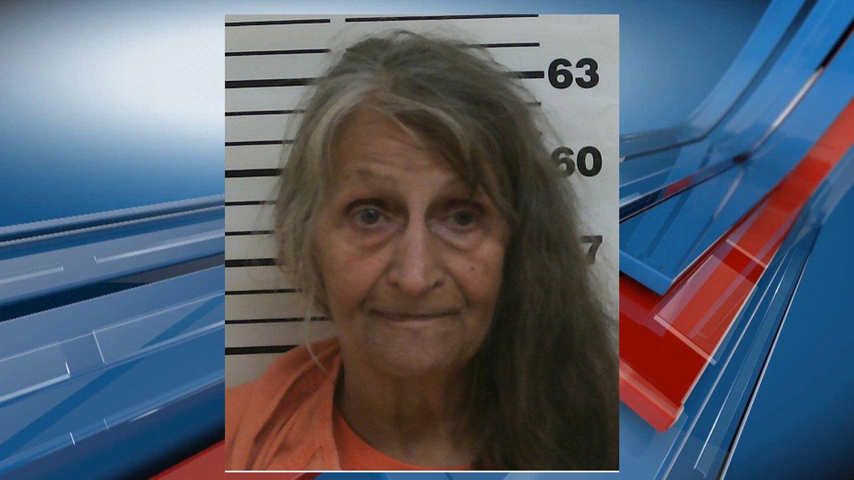 Cheryl L. Albright, 62, of Topeka was arrested in Osage Co. for drug possession on July 8, 2021.
