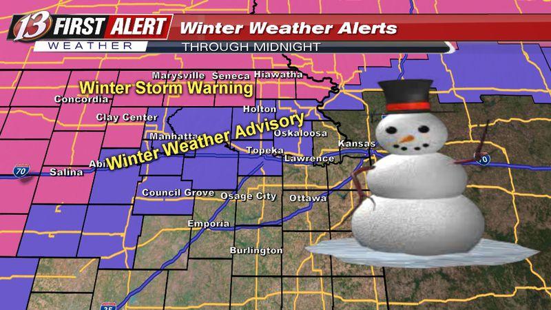 Winter Alerts
