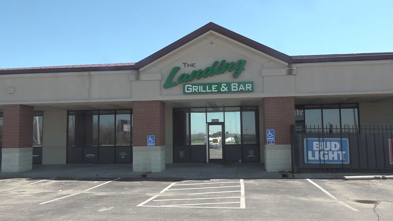 The Landing Grille & Bar closed down in early March and now a new business will be moving in.