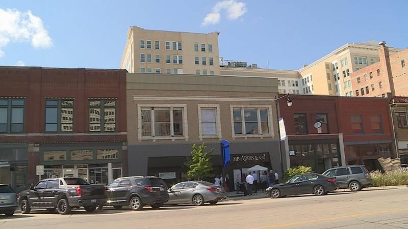 Zahner Building at 923-925 S. Kansas Ave.