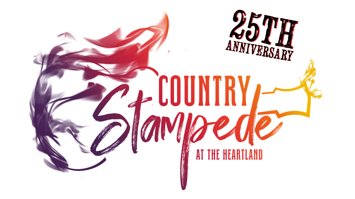 Country Stampede logo.