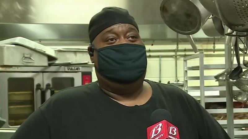 TRM Chef Sean Hall