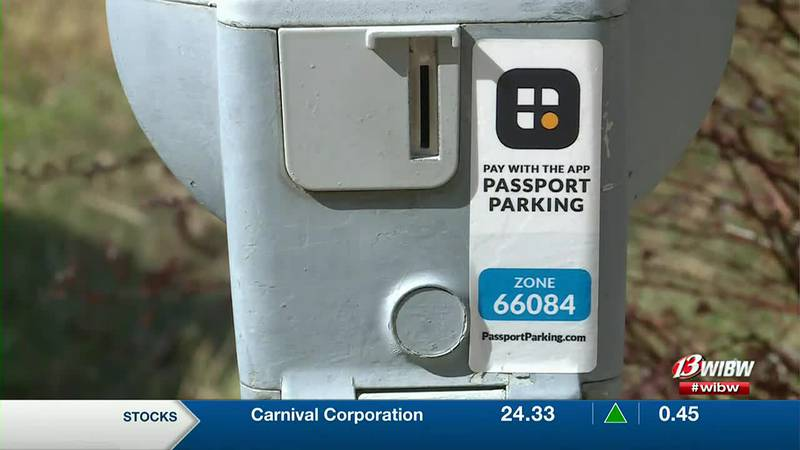 City of Topeka could vote to add parking meters on 6th and 10th streets