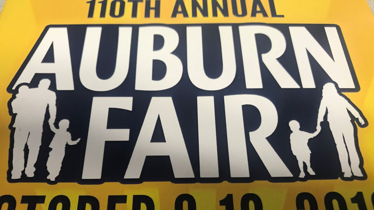 The Auburn Fair has been cancelled for the first time.