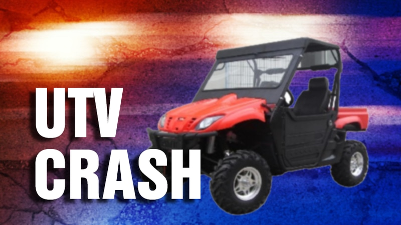 A 90-year-old man and 89-year-old woman were injured after the utility terrain vehicle they...