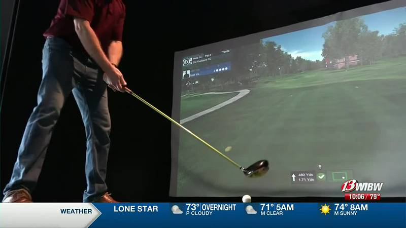 Indoor simulated golf facility coming to Topeka