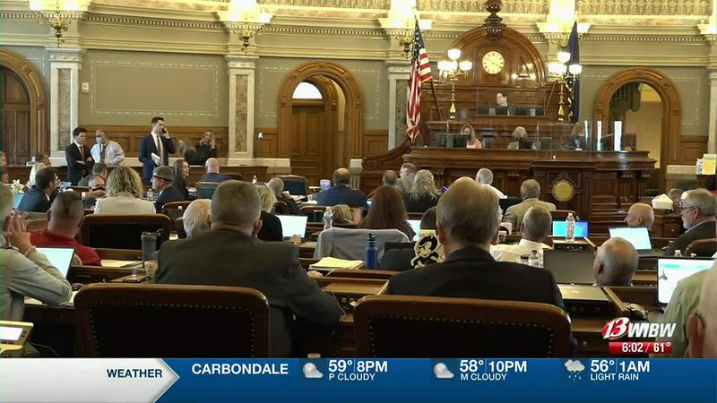 Kansas Legislature moving forward with budget bills