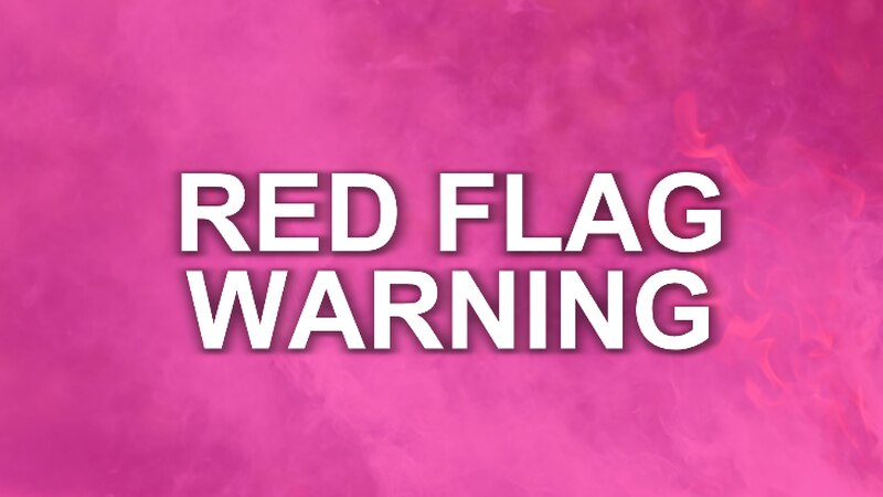 First Alert Red Flag Warning