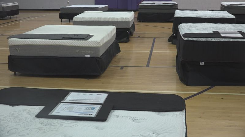 Topeka West Mattress Fundraiser. (April 17, 2021)