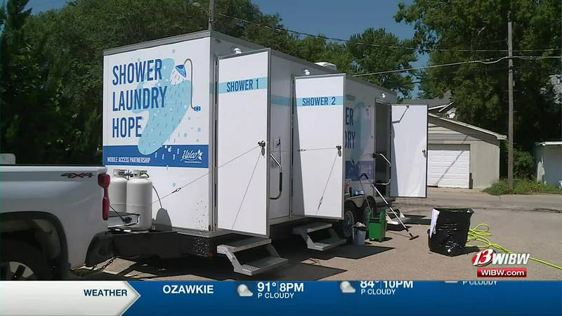 Topeka Rescue Mission and Valeo help people survive the heat